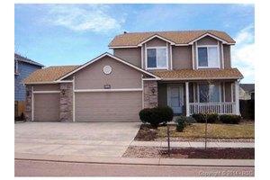 5721 Brennan Ave, Colorado Springs, CO 80923
