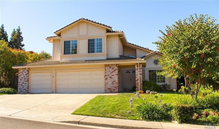 3219 Riviera Ct Fairfield, CA 94534