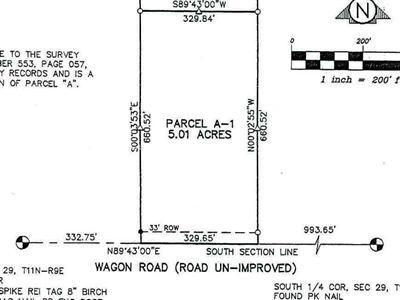 2450 Wagon Rd, Mayville, MI 48744