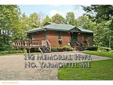 192 Memorial Hwy, North Yarmouth, ME 04097
