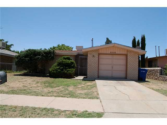 Home for rent 6228 impala ave el paso tx 79924 for Homes in el paso tx