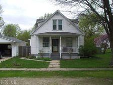 311 N Maple Ave, Minier, IL 61759