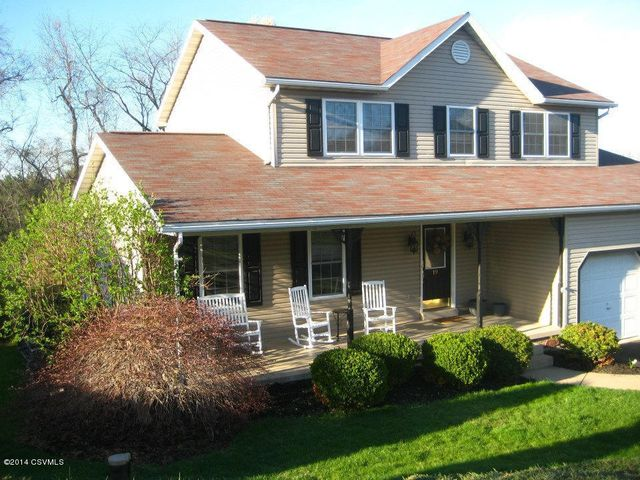 19 Mountain Dr Selinsgrove Pa 17870 Home For Sale And