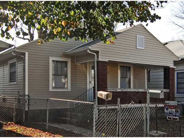 1617 Cottage Ave Indianapolis, IN 46203