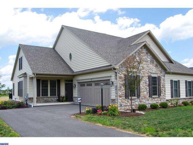 143 Honeycroft Blvd Cochranville Pa 19330 New Home For
