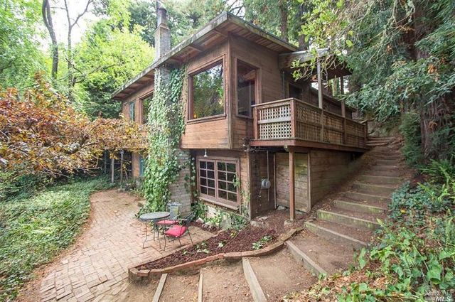 376 edgewood ave mill valley ca 94941 for Homes in mill valley ca