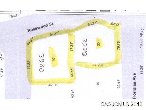 3761 Rosewood St St Augustine Fl 32080 Realtor Com
