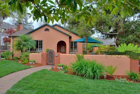 454 Orange Ave, Los Altos, CA 94022