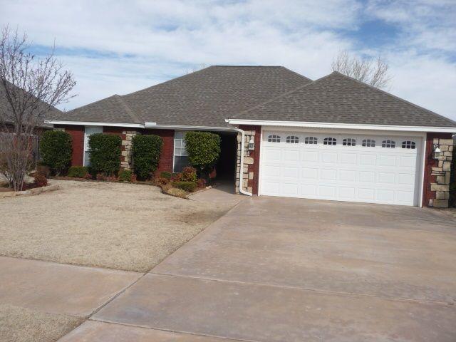 Home For Rent 3712 NW Bradford Lawton OK 73507