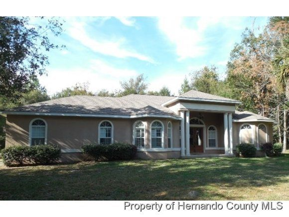 22415 Croom Rd Brooksville Fl 34601 Recently Sold Home