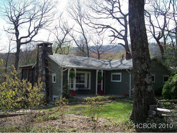 176 Turtle Pond Rd Highlands Nc 28741 Home For Sale
