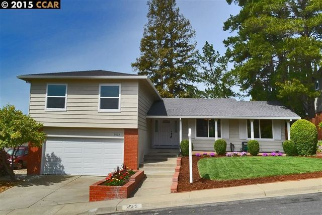 3523 wild flower way concord ca 94518 home for sale and real estate listing