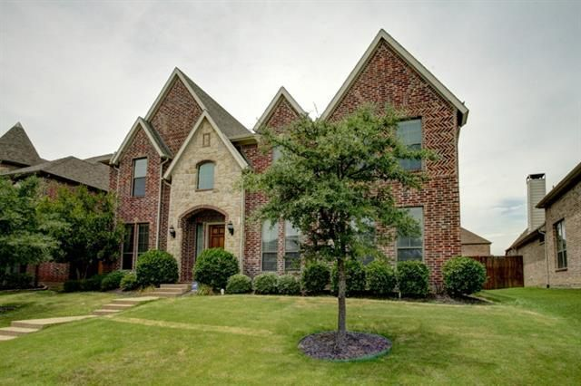 11105 Powder Horn Ln Frisco Tx 75033 Home For Sale And