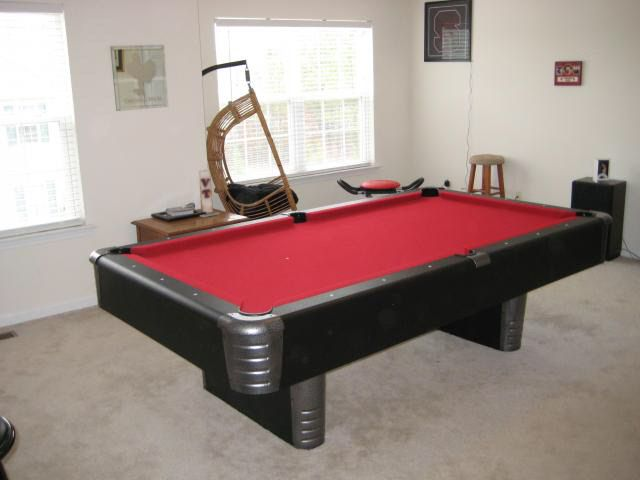 Barrymore St Unit Raleigh NC Realtorcom - Pool table raleigh