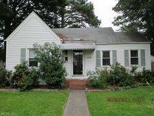 1548 Miltate Ave, Norfolk, VA 23502