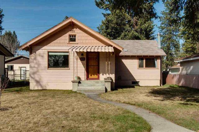 Audubon Park Spokane Homes For Sale