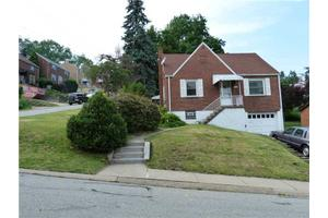 126 Kaplan Ave, Brentwood, PA 15227