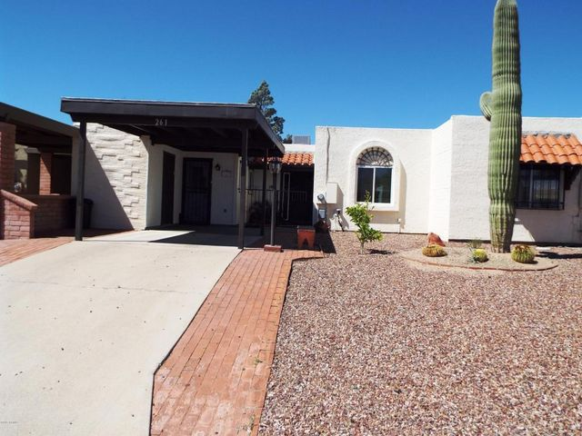 261 N Calle Del Lago, Green Valley, AZ