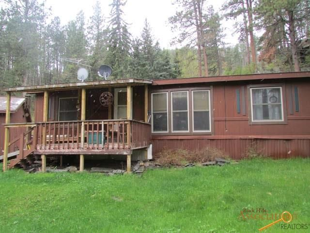 23142 edelweiss mountain rd hill city sd 57745 home for Pactola lake cabins