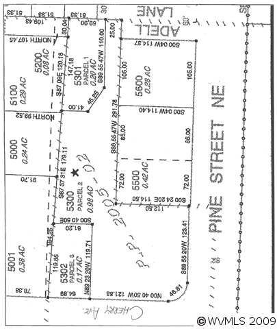 Marion County Property Lines
