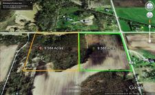 10-Acres West 400 N Lot 2, Rensselaer, IN 47978