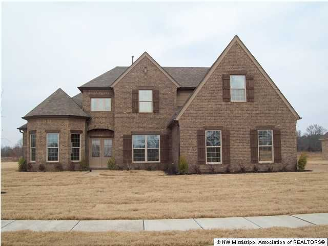 7120 Hawks Crossing Dr E Olive Branch Ms 38654 New Home For Sale