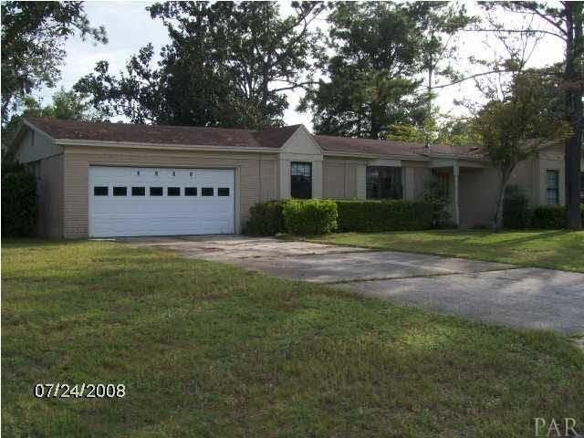 Home For Rent 3721 Swan Ln Pensacola Fl 32504