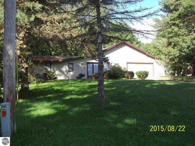 Homes For Sale Lake  Farwell Mi