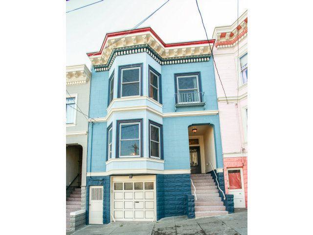 350 Willard N, San Francisco County, CA