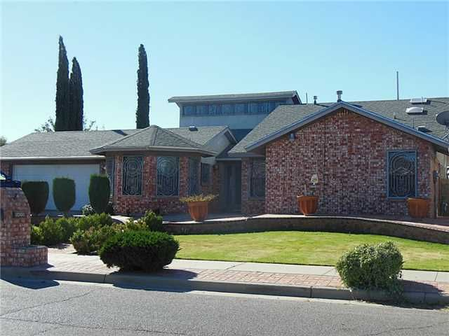 Home for rent 11500 james grant dr el paso tx 79936 for New housing developments in el paso tx