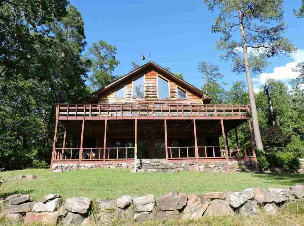 springs knotty breakfast bed lake nice lakefront honeymoon arkansas spring cabins and on hot cabin the in