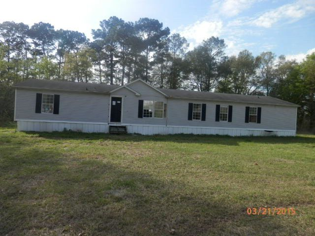 2374 meadow rd ne ludowici ga 31313 - The mobile home in the meadow ...