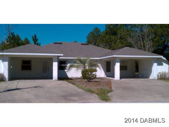 Palm Coast Property Records
