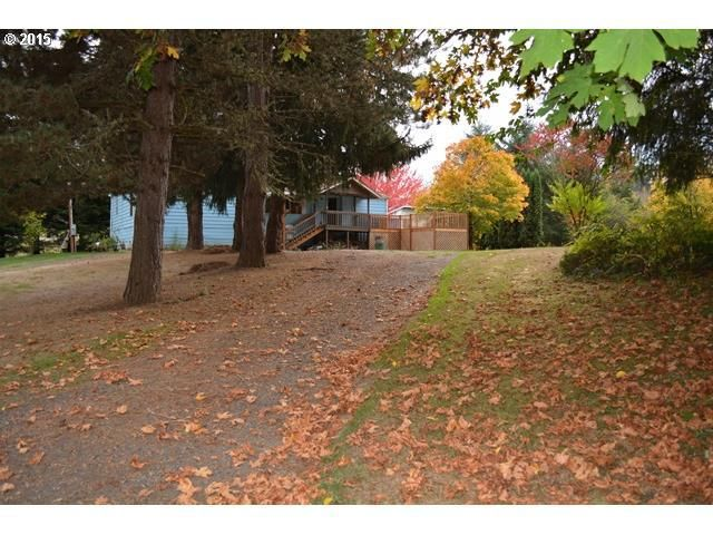 58861 lone pine rd vernonia or 97064 home for sale and real estate listing
