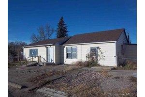 308 Miller St, Pine Bluffs, WY 82082
