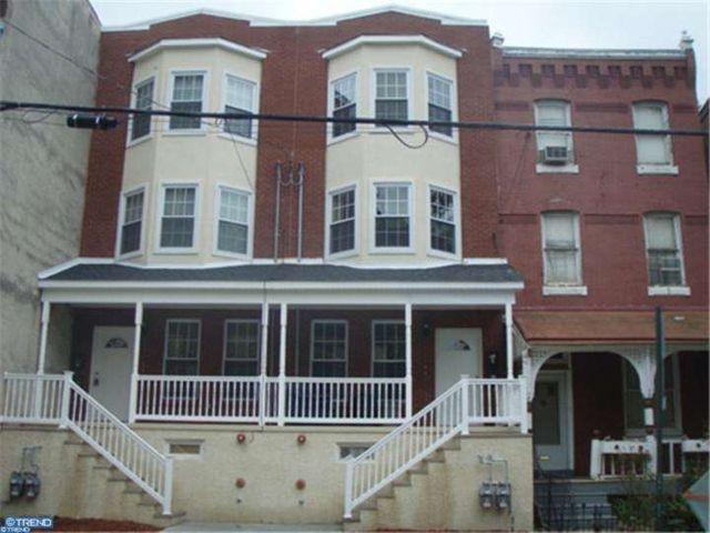 Home For Rent 3808 Spring Garden St Philadelphia Pa 19104