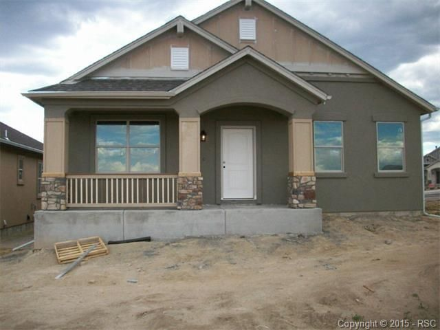 6631 dance hall ln colorado springs co 80923 new home