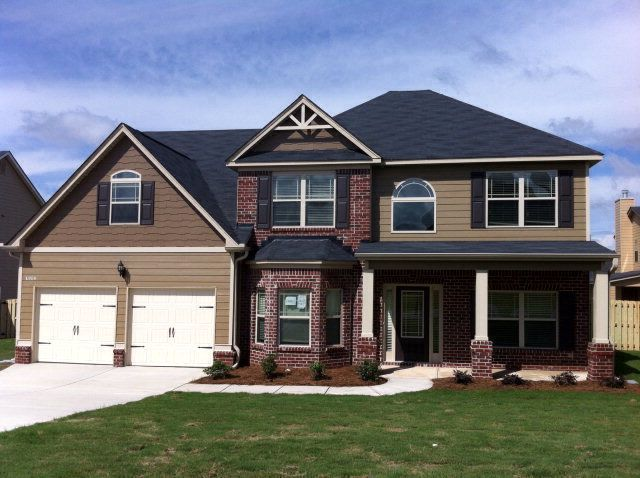 913 Clover Ct Grovetown Ga 30813 New Home For Sale