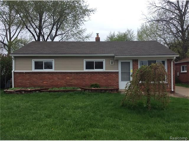 26083 kathy st roseville mi 48066 home for sale and real estate listing