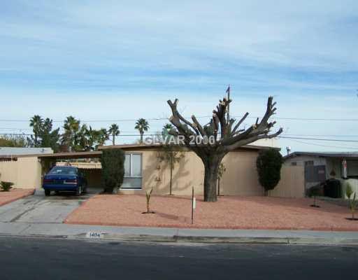 1404 Flower Ave, North Las Vegas, NV