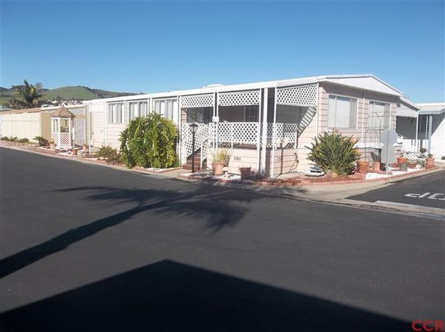Mobile Homes For Sale In Pismo Beach Ca