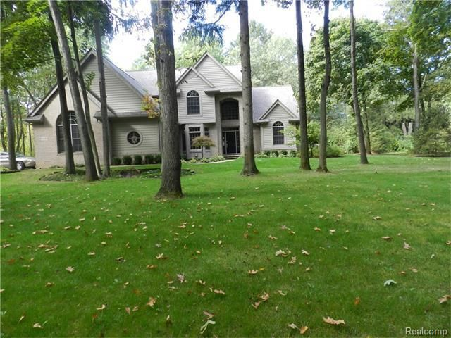 5150 N Milford Rd Highland Township Mi 48356 Home For