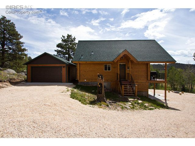 303 cimarron rd red feather lakes co 80545 for Cabins 1770