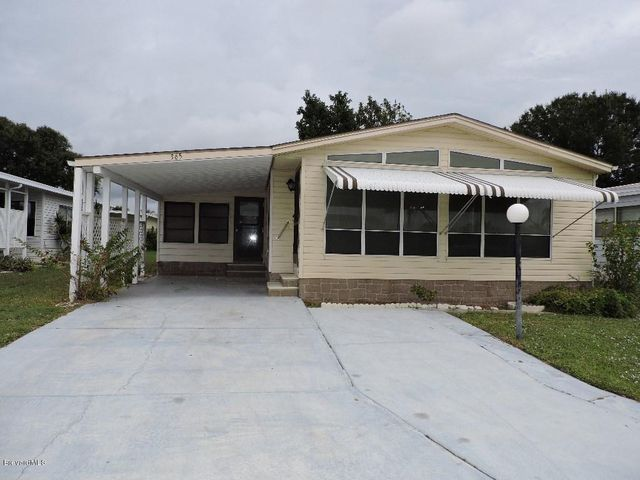 Mls 738508 In Barefoot Bay Fl 32976 Home For Sale And