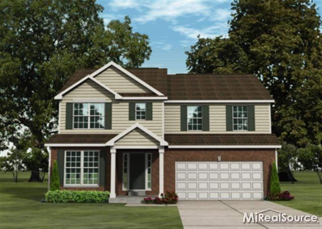 24286 Palfrey Dr Macomb Mi 48042 Home For Sale And