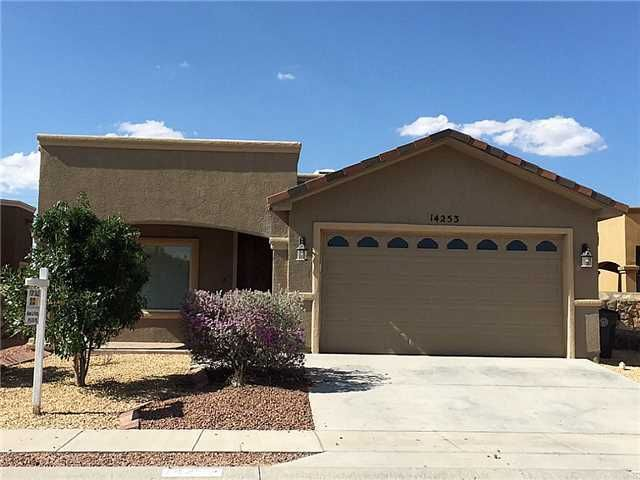 14253 craggy rock ave el paso tx 79938 home for sale for New homes for sale in el paso tx