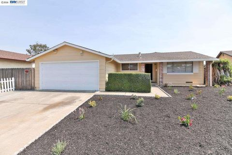 2535 Begonia St, Union City, CA 94587