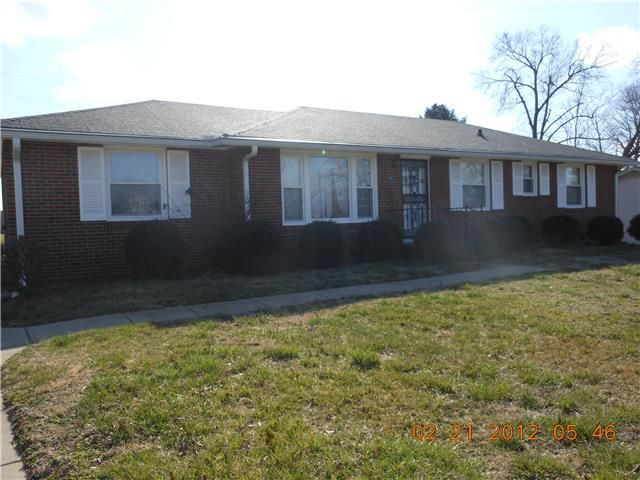 Home For Rent 116 Forest Hills Dr Clarksville Tn 37040