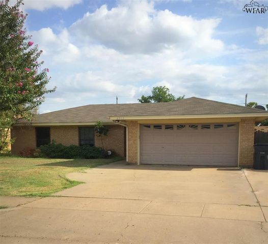 4313 Crestview Wichita Falls Tx 76306 Home For Sale