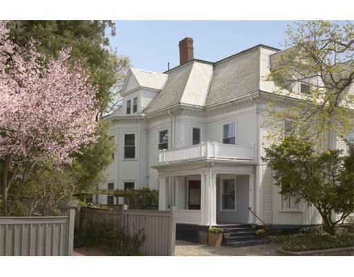 Cambridge Massachusetts Property Tax